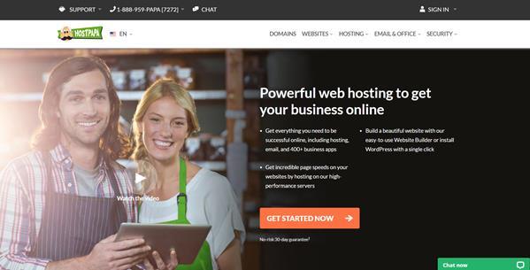 Dünyanın en iyi hosting firmaları - Hostpapa